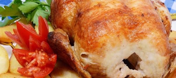 pollo vetrina